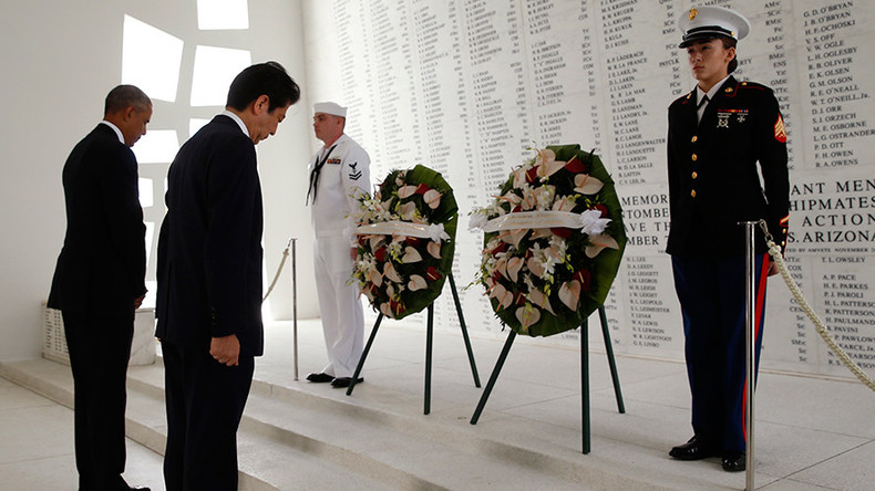 'Behind the scenes' of Japanese PM's historic visit to Pearl Harbor (VIDEO)