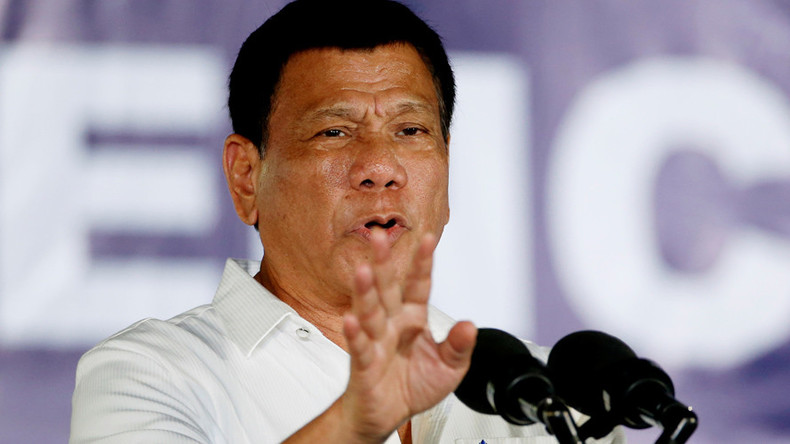 Duterte says he tossed kidnapper out of helicopter, threatens to do same with corrupt officials