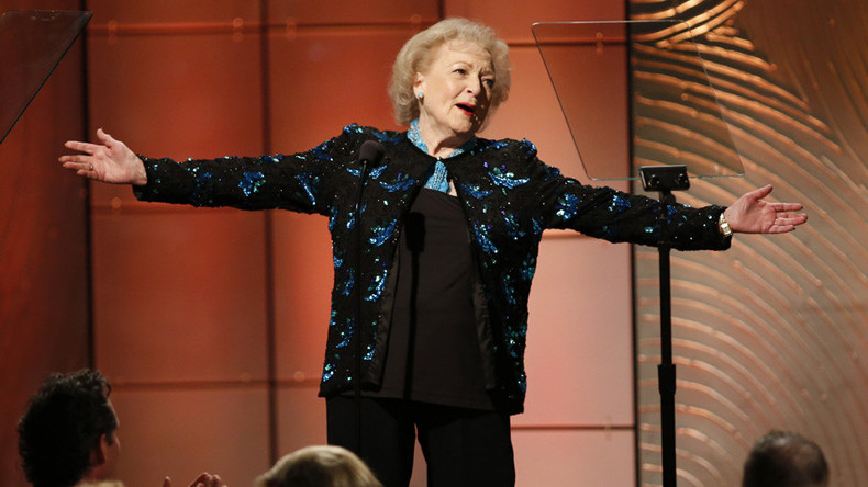 Golden girl: GoFundMe page set up to 'protect' actress Betty White from 2016 celebrity death curse
