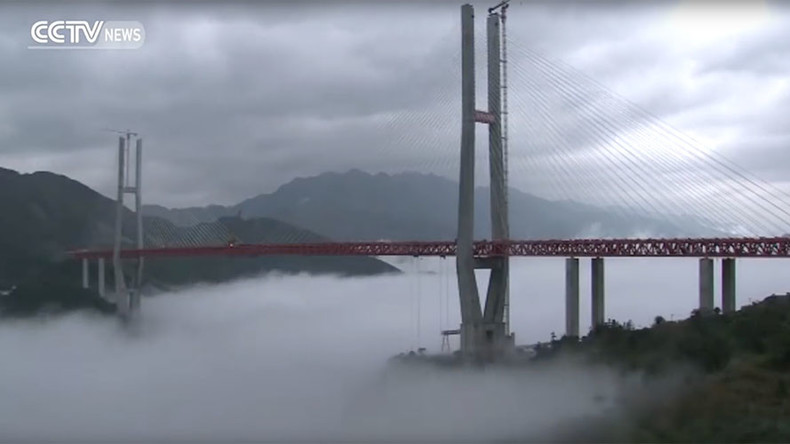 Latest feat of Chinese engineering will leave you dizzy (VIDEOS, PHOTOS)