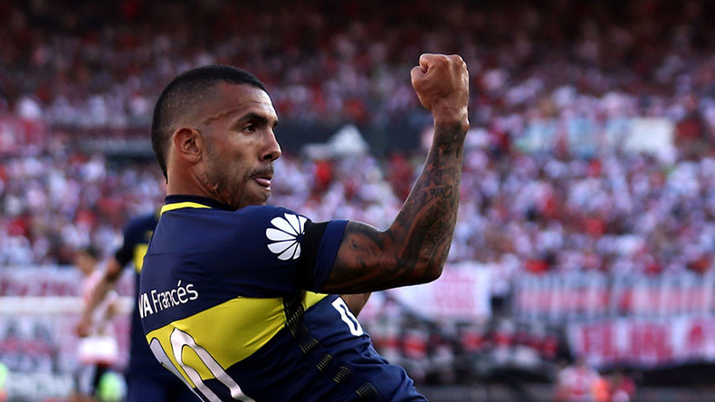 $80 a minute: Carlos Tevez becomes world's highest-paid footballer following China transfer