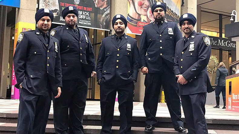 NYPD reverses ban on religious beards and turbans for officers