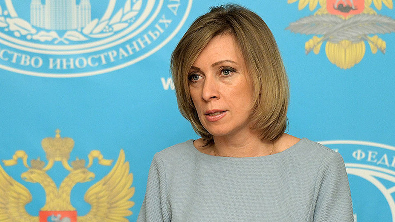 Zakharova: 'Obama team are foreign policy losers, humiliate Americans with anti-Russia sanctions'