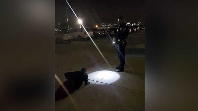 Texas cop lets weed-smoking teen choose between pushups or jail (VIDEO)