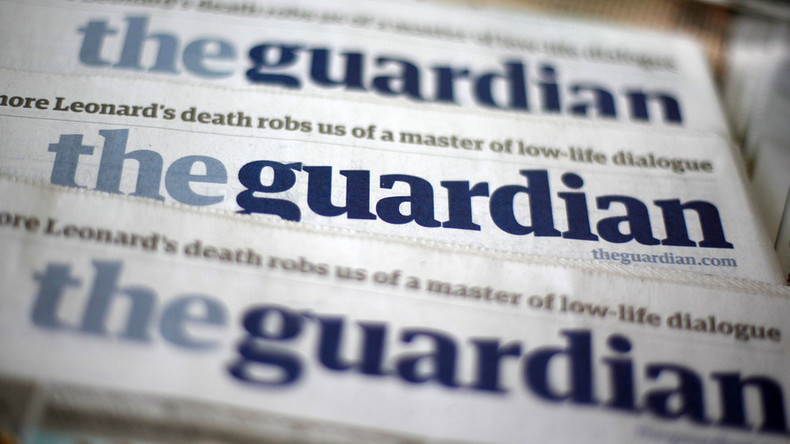 Guardian engaged in 'journalistic fraud' in Assange interview rewrite – Greenwald
