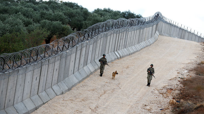 2 Spanish widows of ISIS jihadists arrested at Turkey-Syria border – media