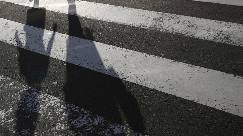 'Provoked' driver runs over German couple kissing on zebra crossing, kills woman