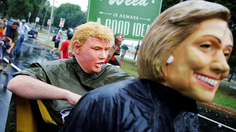 2016: The year Washington lost its mind