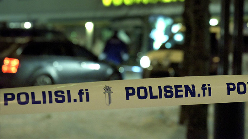 Several people seriously injured as car plows into crowd in Finland