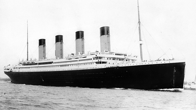 Titanic cover-up? Documentary says fire in luxury liner's boiler room enabled iceberg to crack hull