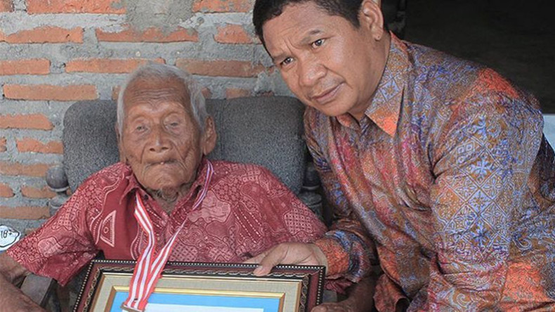 World's 'oldest' man just turned 146, beats curse of 2016 (VIDEO)