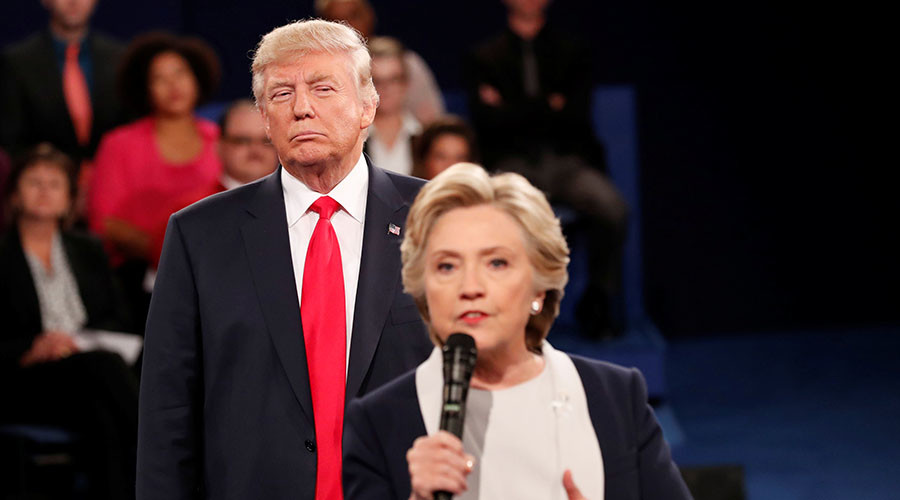 Is The Donald trumped? Clinton scheming to seize White House through backdoor