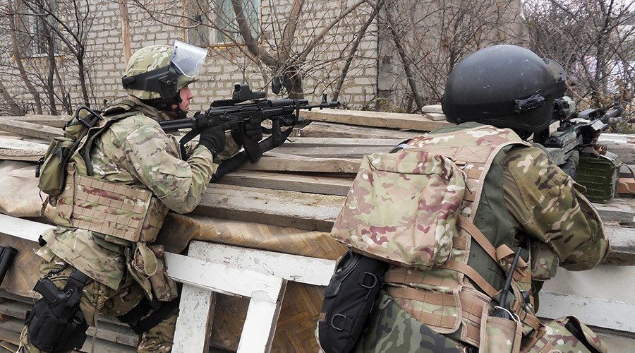 Head of ISIS 'branch' in Russia's N. Caucasus killed in special police op – FSB