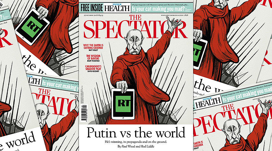 Wall Street Journal needs a new Moscow bureau chief - only opponents of Russia need apply