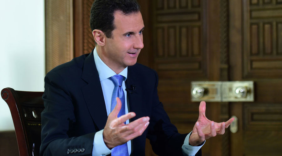 EU's Syria Plan B sees Assad staying, Brussels paying for it – Times