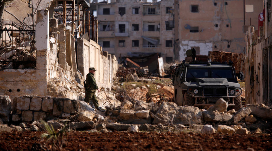 Russia, US to start talks on rebel withdrawal from Aleppo – Lavrov