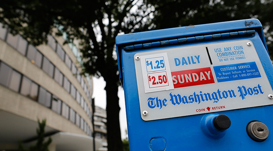 I know you are, but what am I? Alleged fake news source threatens WaPo with lawsuit