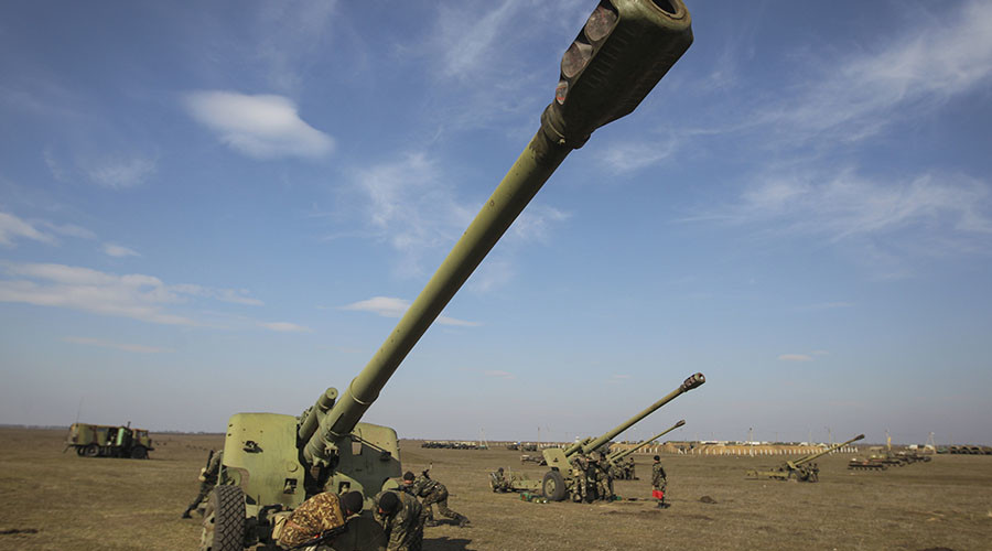 Ukrainian officers charged with deliberate shelling of Russian territory