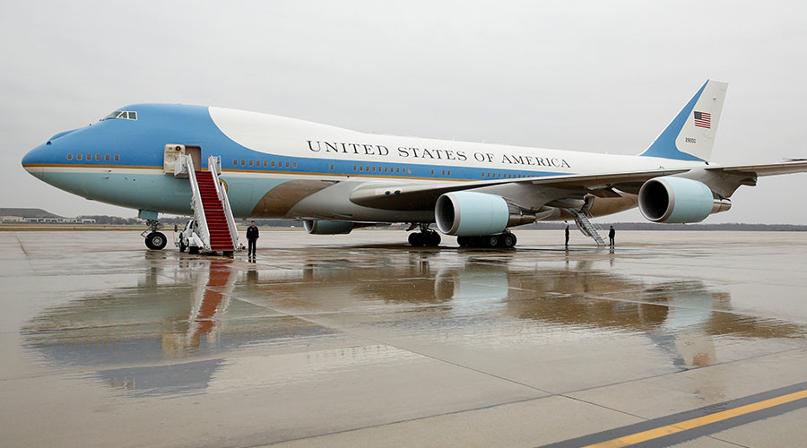 Air Force One refrigerator replacements to cost taxpayers $24mn