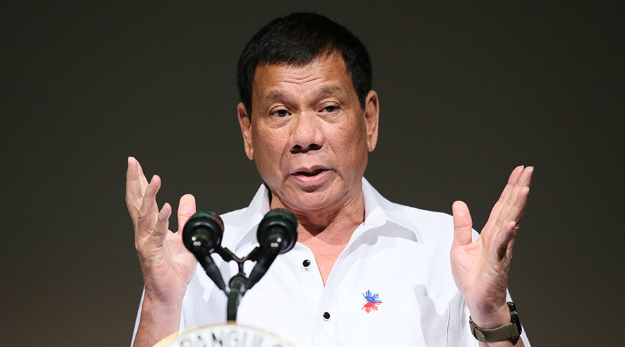 Tough-talking Philippine President Duterte – fighting for his life & his country