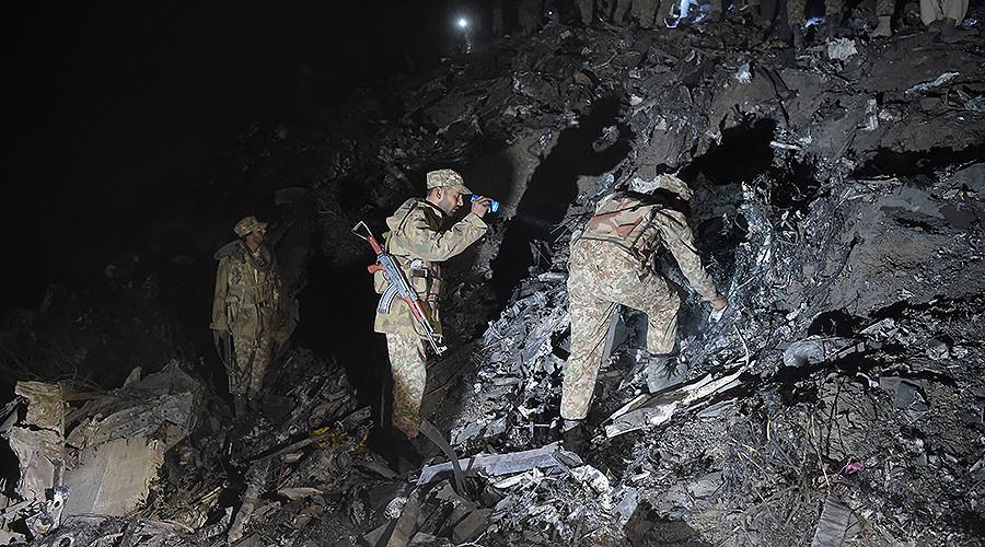 PIA flight #PK661 crashes, 'bodies burned beyond recognition' (VIDEOS, PHOTOS)