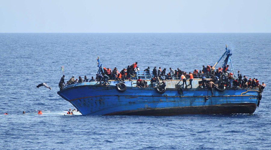 Danish MP suggests shooting at migrant boats in Mediterranean