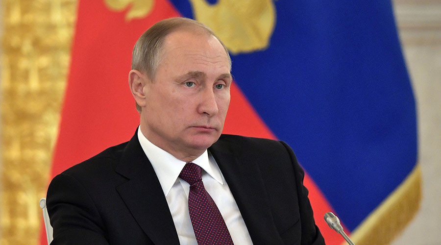 Putin: Moscow will never accept attitude of intl bodies towards deaths of Russian medics in Syria