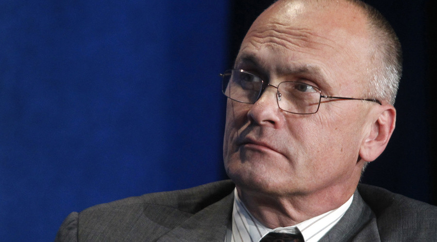 Trump selects fast-food exec Andrew Puzder for Labor Secretary