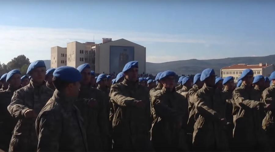 Turkey reinforces Syria operation with 300 elite commandos – report