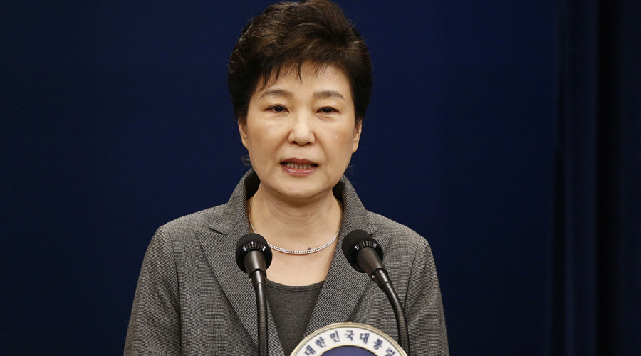 S. Korea parliament impeaches President Park over corruption scandal