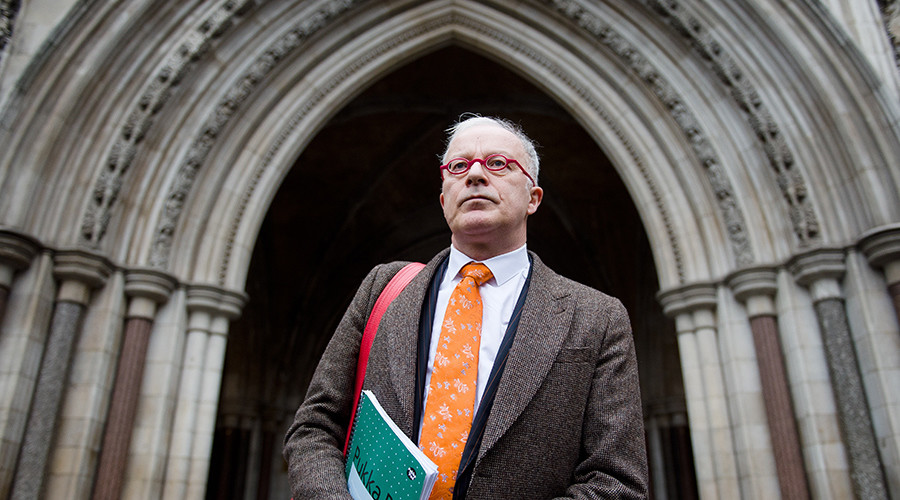 Lawyer who pursued British troops over Iraq abuse claims now faces misconduct charges