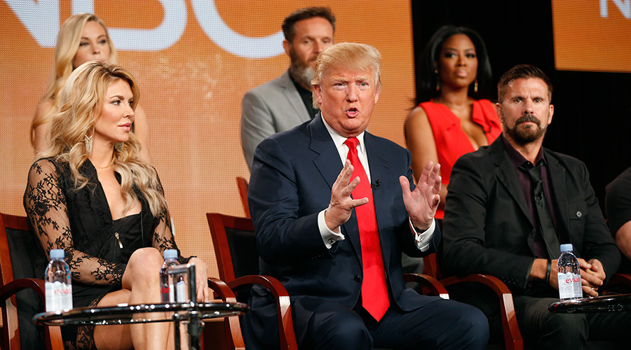 Democrats outraged as Trump may keep 'Apprentice' credit