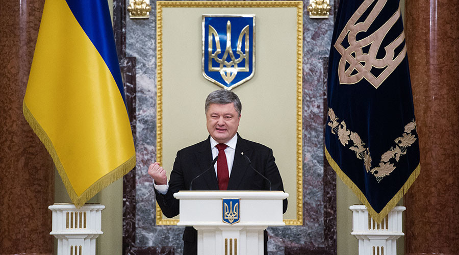 Ukraine's Poroshenko threatens to 'sue UK media' over corruption reports – journalist