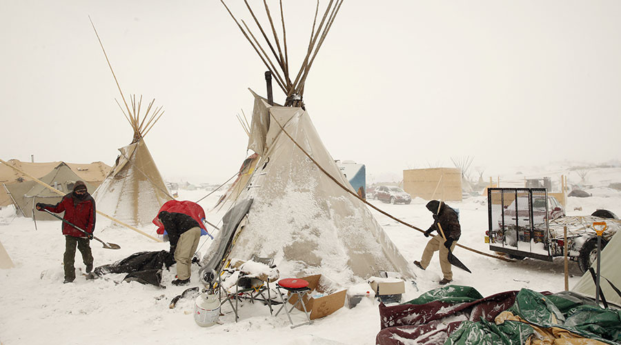 'Clearly not over': Dakota Access Pipeline saga goes to court in 2017