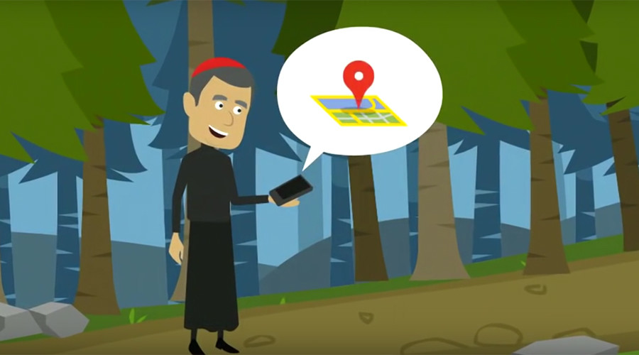 Priest not pokemon: New 'GO' app locates priests available for instant confessions