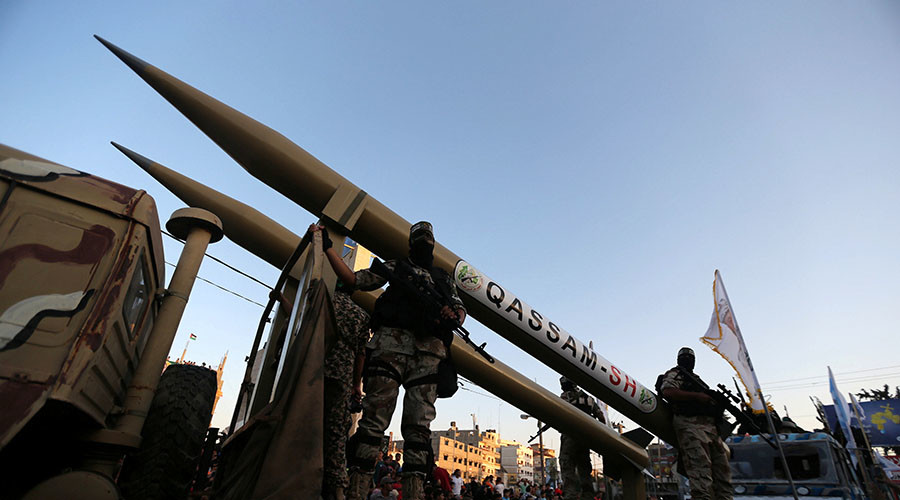 Hamas offers Qassam rockets to any Arab army willing to fight Israel