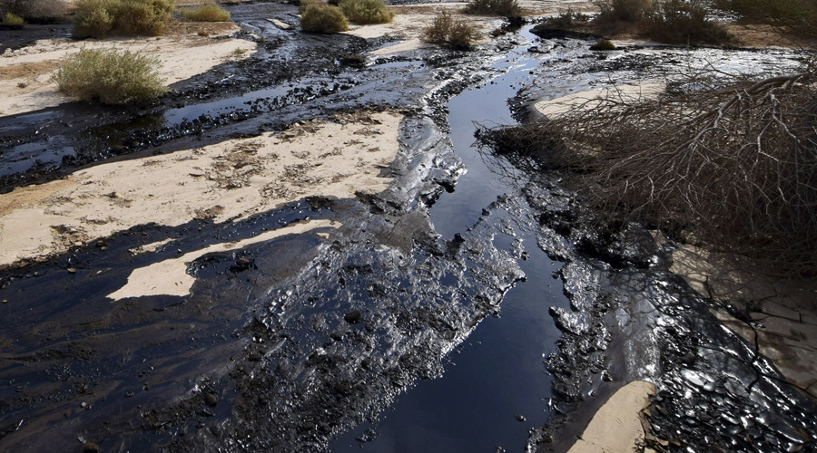 176,000 gallons of oil spilled at North Dakota pipeline