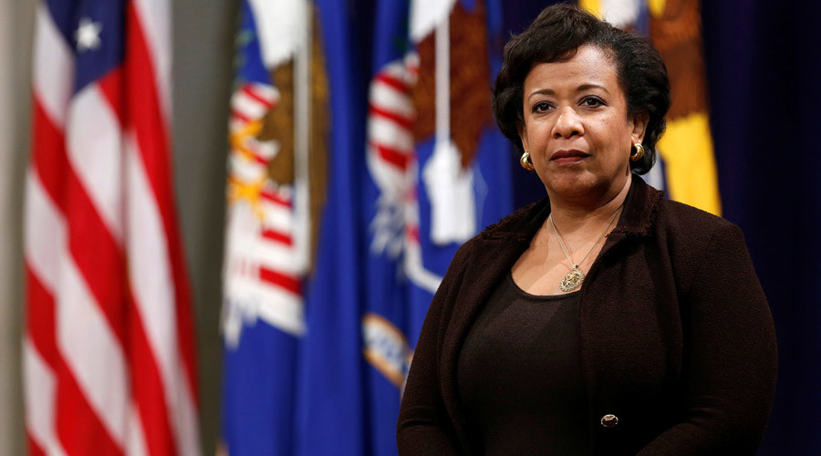 'Stain on our nation': Attorney General Lynch condemns 'disturbing' rise of anti-Muslim hate crimes