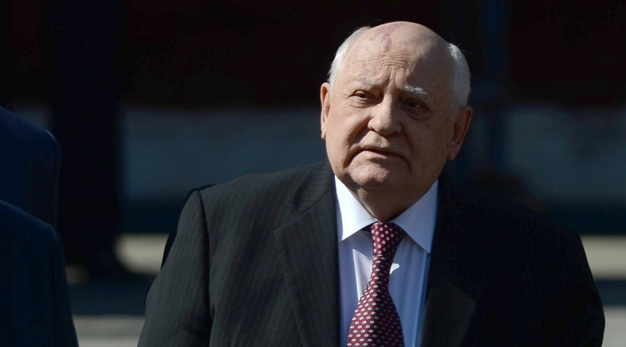 'West has been blaming Russia for everything, now there's backlash' – Gorbachev