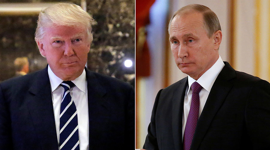 Republicans increasingly see Russia as an ally – poll