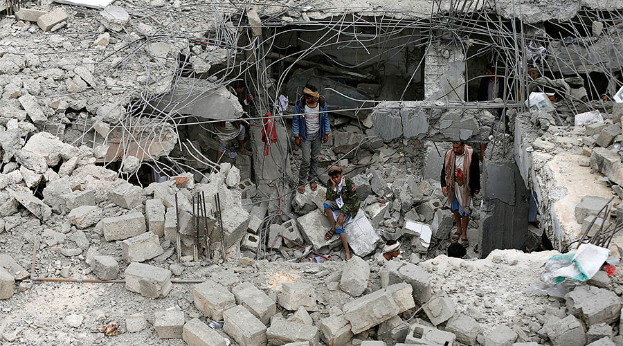 Britain continues to back Saudi bombing of Yemen, despite US stopping arms sale
