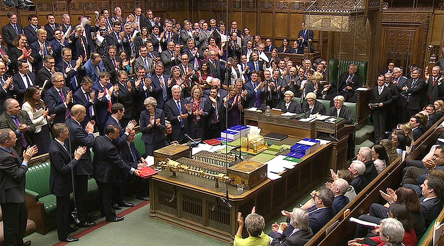 MPs will enjoy £1,000 pay hike, while average worker endures 10% real term wage drop