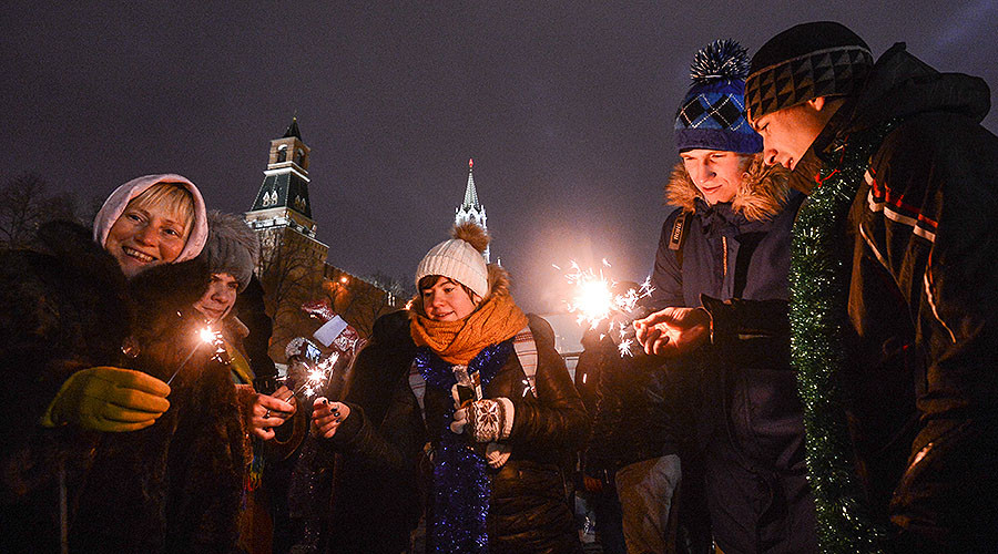 Military, church & media top Russians' trust rating