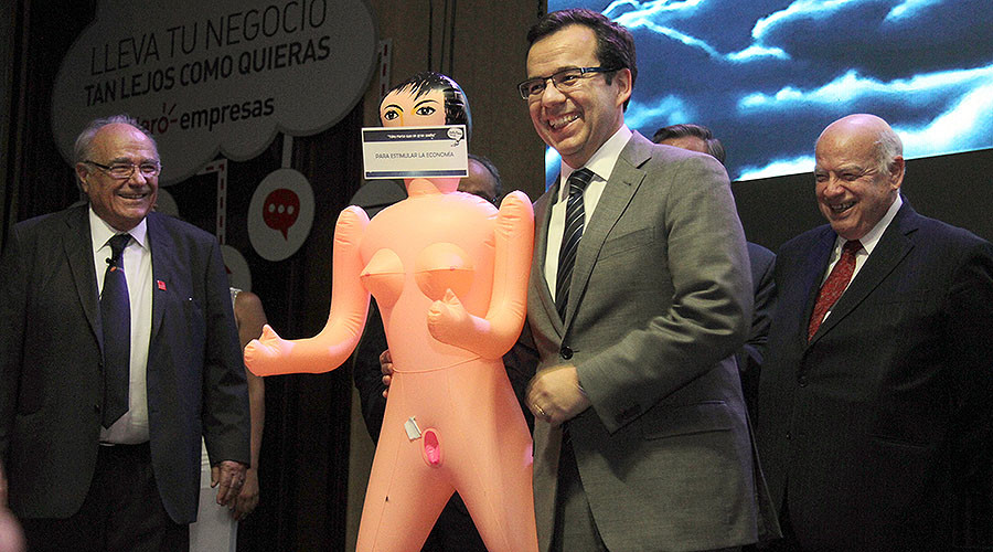Sex doll scandal: Outrage after Chilean minister accepts x-rated gift