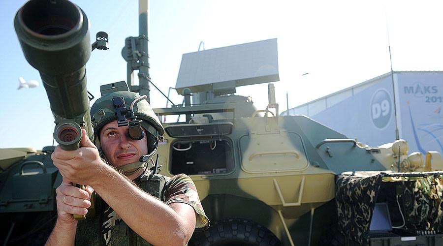Commando op underway at crash site to trace MANPAD rocket origin – Russian MP