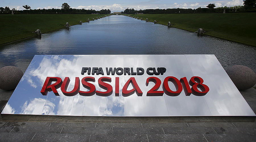 Strip Russia' campaign aiming for World Cup 2018 — RT Op-ed
