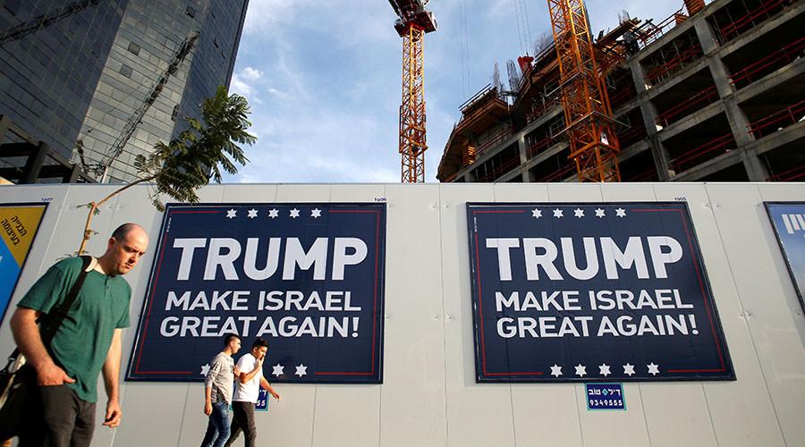 Trump names David Friedman as US ambassador to Israel