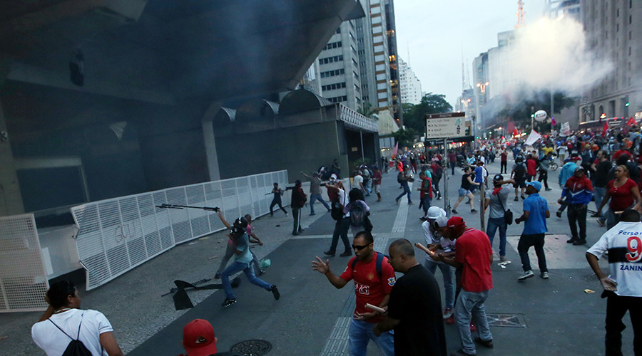 Shock therapy: Brazilian constitutional amendment to freeze education, health spending for 20yrs