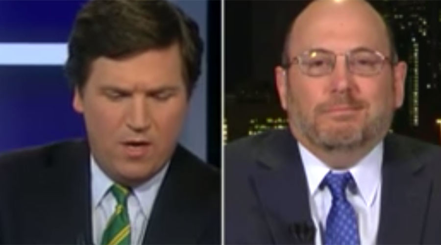 'Are you practicing journalism?' Fox News host sends anti-Trump journalist into meltdown