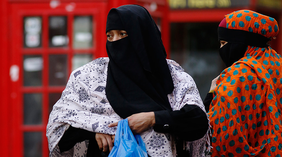 Muslim woman 'could hardly breathe' after being dragged on ground by hijab in London attack